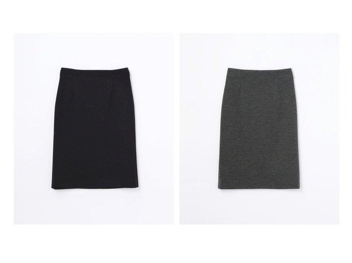 【TOMORROWLAND/トゥモローランド】のウールナイロン タイトスカート スカートのおすすめ!人気、レディースファッションの通販 おすすめファッション通販アイテム レディースファッション・服の通販 founy(ファニー) ファッション Fashion レディース WOMEN スカート Skirt なめらか タイトスカート ベーシック  ID:crp329100000004888