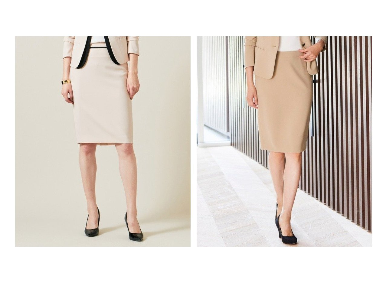 【BEIGE,/ベイジ,】のスカート&スカート スカートのおすすめ!人気、レディースファッションの通販 おすすめで人気のファッション通販商品 インテリア・家具・キッズファッション・メンズファッション・レディースファッション・服の通販 founy(ファニー) https://founy.com/ ファッション Fashion レディース WOMEN スカート Skirt セットアップ タイトスカート |ID:crp329100000004892