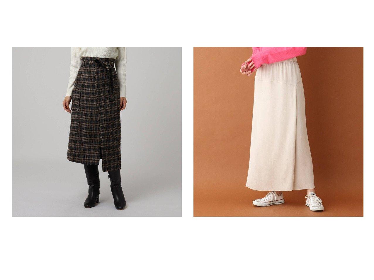 【DRESSTERIOR/ドレステリア】のミカゲバックサテンスカート&【UNTITLED/アンタイトル】のパオレッティ アシンメトリーチェックスカート スカートのおすすめ!人気、レディースファッションの通販 おすすめで人気のファッション通販商品 インテリア・家具・キッズファッション・メンズファッション・レディースファッション・服の通販 founy(ファニー) https://founy.com/ ファッション Fashion レディース WOMEN スカート Skirt イタリア カッティング スペシャル チェック ドット パッチ ポケット ミックス メタル メランジ キュプラ サテン ショート ストレート スリット ラップ |ID:crp329100000004896