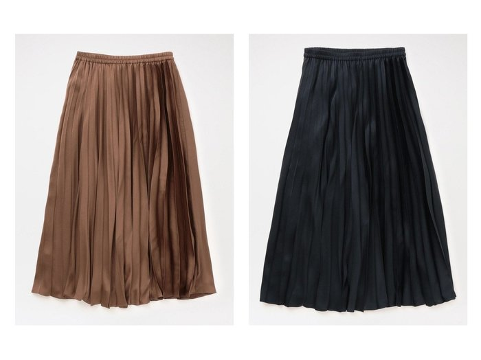 【LOVELESS/ラブレス】の【LOVELESS×otona MUSE】リバーシブル プリーツスカート スカートのおすすめ!人気、レディースファッションの通販 おすすめファッション通販アイテム レディースファッション・服の通販 founy(ファニー) ファッション Fashion レディース WOMEN スカート Skirt プリーツスカート Pleated Skirts ロングスカート Long Skirt エレガント オーガンジー サテン シンプル トレンド ドレス フェミニン プリーツ ベーシック リバーシブル ロング 人気 雑誌 |ID:crp329100000004917