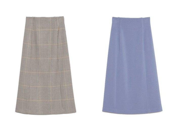 【SNIDEL/スナイデル】のペンシルスカート スカートのおすすめ!人気、レディースファッションの通販 おすすめファッション通販アイテム レディースファッション・服の通販 founy(ファニー) ファッション Fashion レディース WOMEN スカート Skirt ミニスカート Mini Skirts ストレッチ センター チェック フォーマル ペンシル ミニスカート リラックス  ID:crp329100000004918