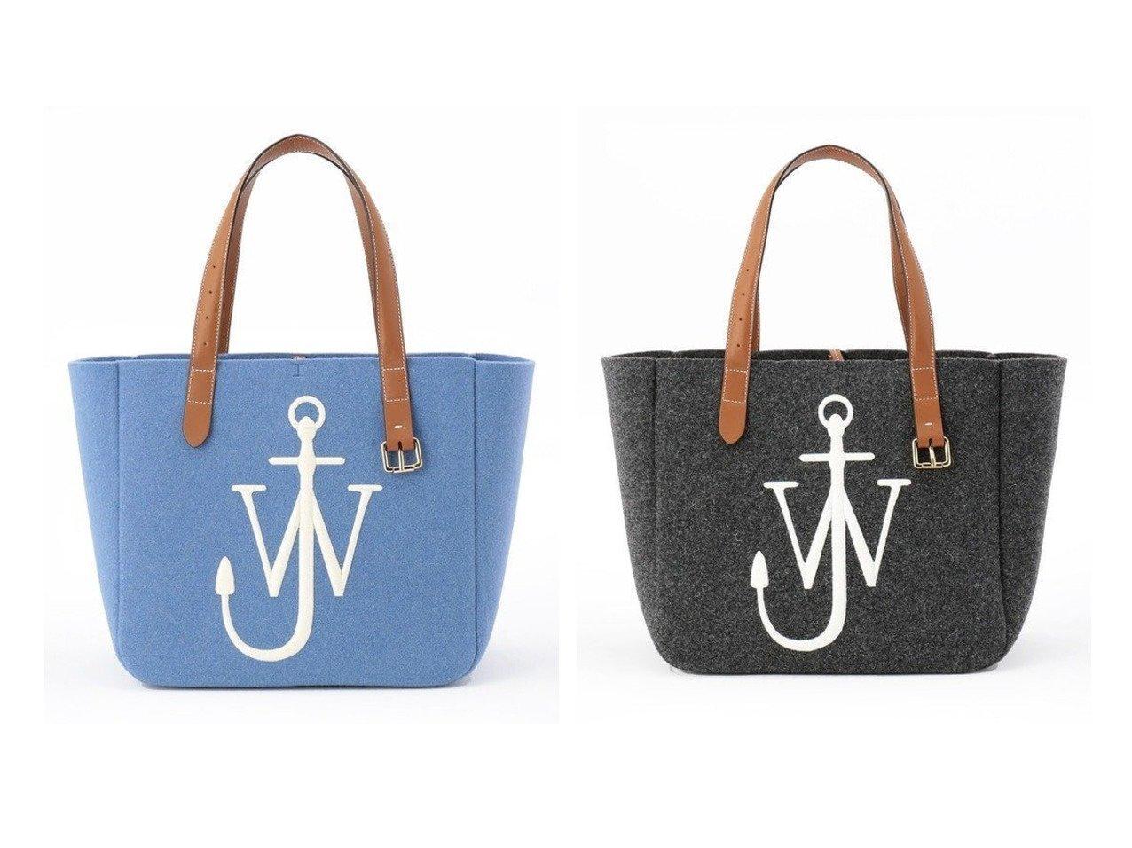 【VIA BUS STOP/ヴィア バス ストップ】のJ.W. ANDERSON アンカー トートバッグ バッグ・鞄のおすすめ!人気、レディースファッションの通販 おすすめで人気のファッション通販商品 インテリア・家具・キッズファッション・メンズファッション・レディースファッション・服の通販 founy(ファニー) https://founy.com/ ファッション Fashion レディース WOMEN バッグ Bag フェルト ポケット メンズ |ID:crp329100000004929