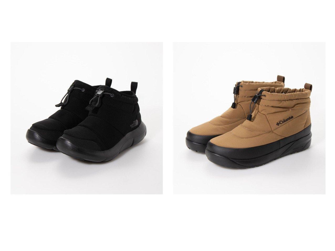 【THE NORTH FACE/ザ ノース フェイス】のNuptse Lifty Mini WP NF52080&【Columbia/コロンビア】のブーツ SPINREEL- MINI BOOT II WP OMNI-HEAT- YU0354 シューズ・靴のおすすめ!人気、レディースファッションの通販 おすすめファッション通販アイテム インテリア・キッズ・メンズ・レディースファッション・服の通販 founy(ファニー) ファッション Fashion レディース WOMEN クッション 軽量 シューズ バランス ボトム ライニング ラバー ウォーター ショート スポーツ レース ロング ブラック系 Black ブラウン系 Brown |ID:crp329100000004942