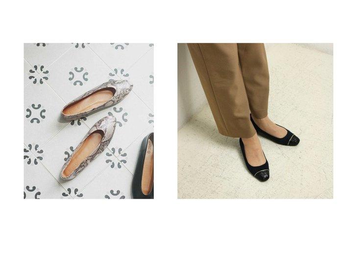 【nano universe/ナノ ユニバース】のフェイクレザーフラットシューズ&【Agosto/アゴスト】の【日本製】スクエアグリッタートゥフラットパンプス シューズ・靴のおすすめ!人気、レディースファッションの通販 おすすめファッション通販アイテム レディースファッション・服の通販 founy(ファニー) ファッション Fashion レディース WOMEN シューズ シンプル パイソン フラット クッション グリッター スエード ベーシック |ID:crp329100000004944