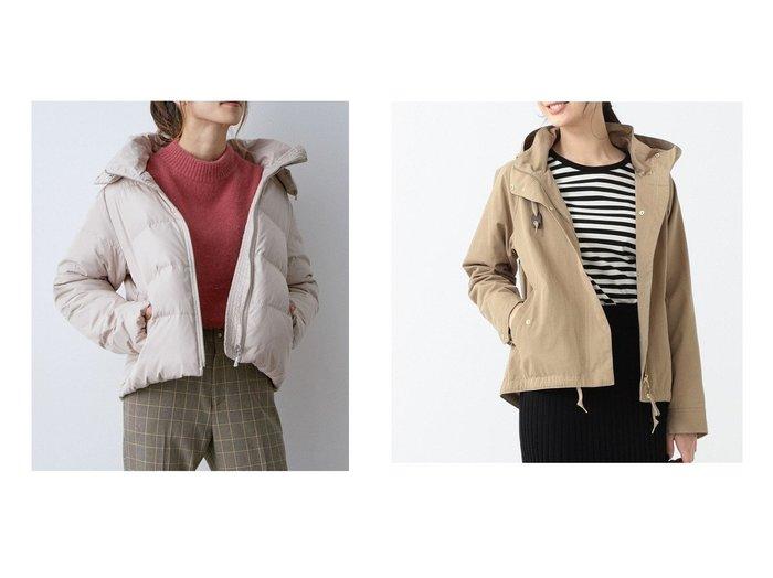 【VIS/ビス】の【Green Down】フーデッドダウンブルゾン&【B:MING by BEAMS/ビーミング by ビームス】のB: マウンテンパーカ 20AW アウターのおすすめ!人気、レディースファッションの通販 おすすめファッション通販アイテム レディースファッション・服の通販 founy(ファニー) ファッション Fashion レディース WOMEN アウター Coat Outerwear コート Coats ジャケット Jackets ブルゾン Blouson Jackets ジャケット ダウン バランス フォルム ブルゾン コンパクト 今季 ドローコード 定番 パーカー ベーシック A/W 秋冬 Autumn & Winter |ID:crp329100000004980