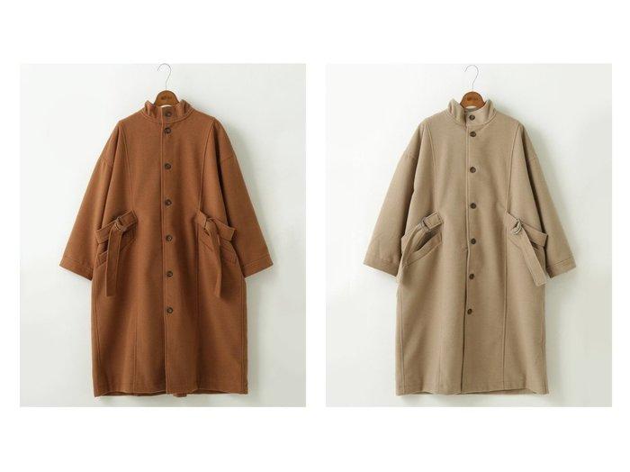 【DOUBLE NAME/ダブルネーム】のBACKデザインコート アウターのおすすめ!人気、レディースファッションの通販 おすすめファッション通販アイテム レディースファッション・服の通販 founy(ファニー) ファッション Fashion レディース WOMEN アウター Coat Outerwear コート Coats ジャケット Jackets ジャケット スタンド スニーカー フロント ロング |ID:crp329100000004985