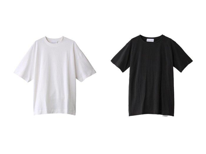 【UNDERSON UNDERSON / MEN/アンダーソン アンダーソン】の【MEN】フラットシームドロップショルダーT&【MEN】42ベーシッククルーTシャツ 【MEN】男性のおすすめ!人気、メンズファッションの通販 おすすめファッション通販アイテム レディースファッション・服の通販 founy(ファニー) ファッション Fashion メンズ MEN トップス Tops Tshirt Men シャツ Shirts ショート シンプル スリーブ フラット 半袖 |ID:crp329100000005219