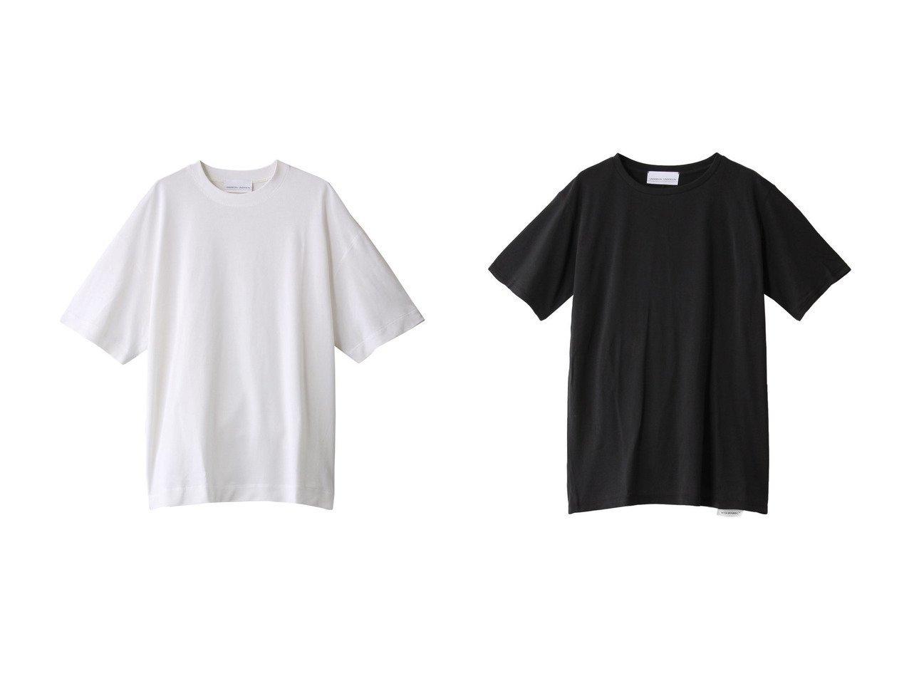 【UNDERSON UNDERSON / MEN/アンダーソン アンダーソン】の【MEN】フラットシームドロップショルダーT&【MEN】42ベーシッククルーTシャツ 【MEN】男性のおすすめ!人気、メンズファッションの通販 おすすめで人気のファッション通販商品 インテリア・家具・キッズファッション・メンズファッション・レディースファッション・服の通販 founy(ファニー) https://founy.com/ ファッション Fashion メンズ MEN トップス Tops Tshirt Men シャツ Shirts ショート シンプル スリーブ フラット 半袖 |ID:crp329100000005219