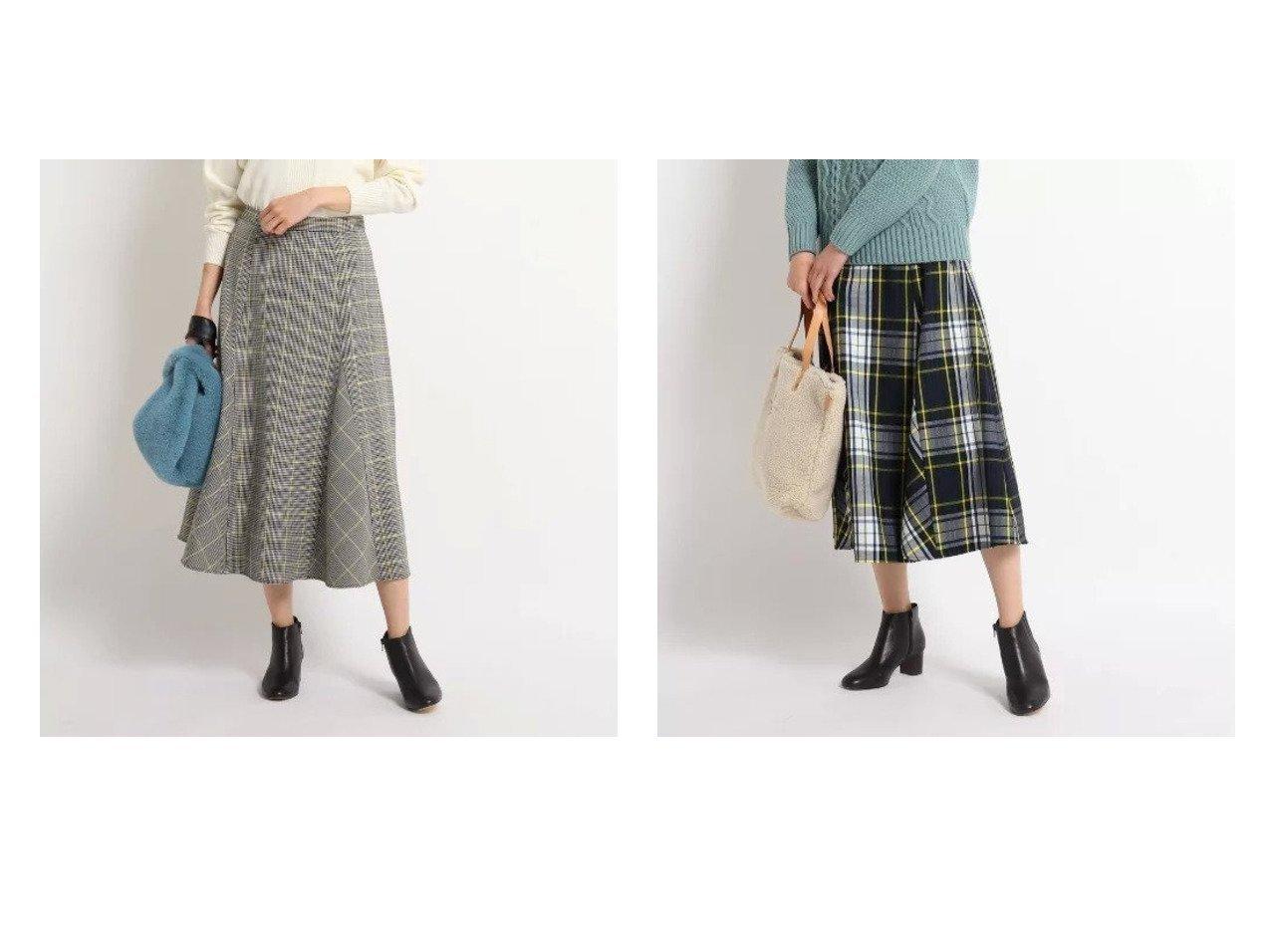 【Dessin/デッサン】の【XS〜Lサイズあり・洗える】フレアースカート スカートのおすすめ!人気、レディースファッションの通販 おすすめで人気のファッション通販商品 インテリア・家具・キッズファッション・メンズファッション・レディースファッション・服の通販 founy(ファニー) https://founy.com/ ファッション Fashion レディース WOMEN スカート Skirt ショート チェック トレンド フレア フレアースカート ポケット ラップ  ID:crp329100000005320