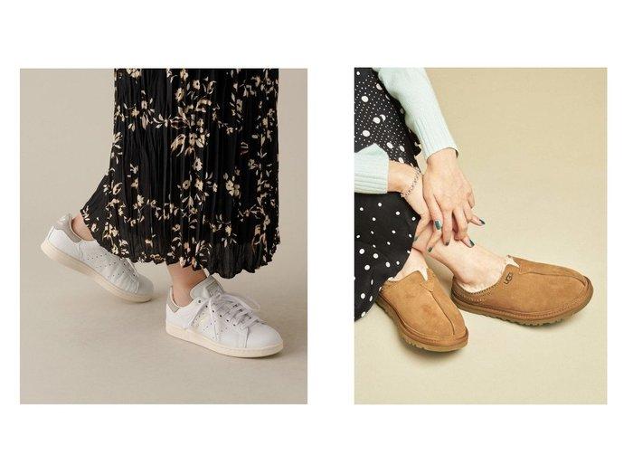 【Adam et Rope/アダム エ ロペ】の【adidas】STAN SMITH&【BEAUTY&YOUTH UNITED ARROWS/ビューティアンド ユースユナイテッドアローズ】の【国内Exclucive】スリッポン シューズ・靴のおすすめ!人気、レディースファッションの通販 おすすめファッション通販アイテム レディースファッション・服の通販 founy(ファニー) ファッション Fashion レディース WOMEN クラシック シューズ スニーカー スリッポン 人気 パッチ ビンテージ モダン カリフォルニア コンパクト デニム フィット フォルム ライニング ロング ワイド  ID:crp329100000005339