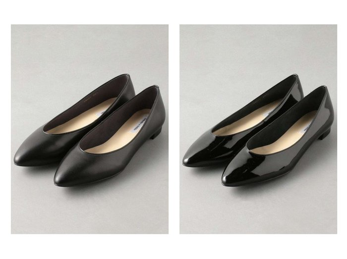 【Odette e Odile/オデット エ オディール】のOFD ポインテッド FLT15↓↑ シューズ・靴のおすすめ!人気、レディースファッションの通販 おすすめファッション通販アイテム レディースファッション・服の通販 founy(ファニー) ファッション Fashion レディース WOMEN シューズ シンプル フォーマル フラット ベーシック ポインテッド 人気  ID:crp329100000005343