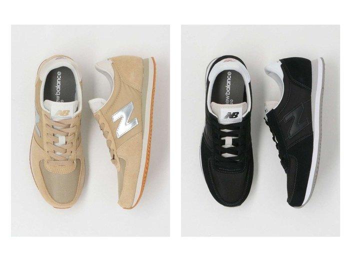 【green label relaxing / UNITED ARROWS/グリーンレーベル リラクシング / ユナイテッドアローズ】の[ニューバランス][NEW BALANCE] SC NB WL220 スニーカー シューズ・靴のおすすめ!人気、レディースファッションの通販 おすすめファッション通販アイテム レディースファッション・服の通販 founy(ファニー) ファッション Fashion レディース WOMEN クッション シューズ シンプル スニーカー スリッポン バランス フィット 人気 定番  ID:crp329100000005344