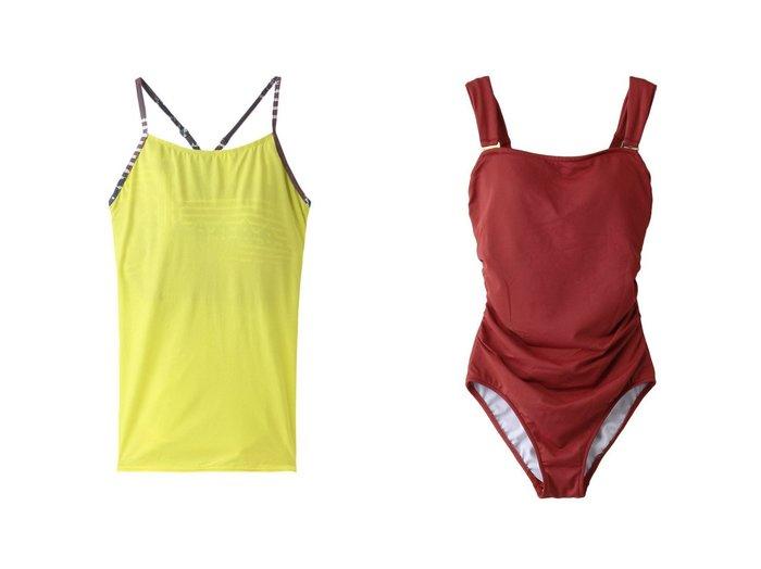 【Reir/レイール】の【Reir Active】Ethnic ブラ キャミ&JL NAIRワンピース ヨガ・フィットネス・スポーツウェアのおすすめ!人気、レディースファッションの通販  おすすめファッション通販アイテム インテリア・キッズ・メンズ・レディースファッション・服の通販 founy(ファニー) https://founy.com/ ファッション Fashion レディース WOMEN 水着 Swimwear 水着 Swimwear キャミ ストレッチ スポーツ 水着 |ID:crp329100000005568