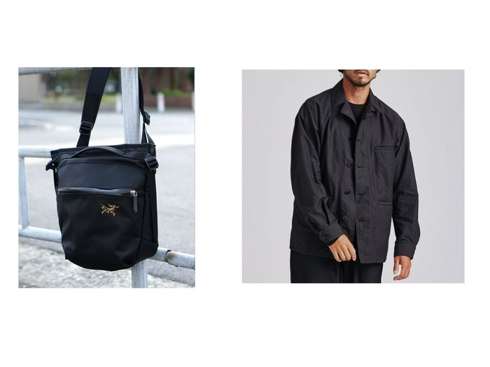 【nano universe / MEN/ナノ ユニバース】のNVy by nano universe M65ジャケット&【BEAMS / MEN/ビームス】のArro8 Shoulder bag 【MEN】男性のおすすめ!人気、メンズファッションの通販 おすすめファッション通販アイテム レディースファッション・服の通販 founy(ファニー) ファッション Fashion メンズ MEN バッグ Bag Men ヴィンテージ コレクション シンプル ジャケット スタイリッシュ センター フロント ブルゾン ミリタリー モダン ワーク アウトドア ジップ ポケット リュック ワンポイント  ID:crp329100000005673