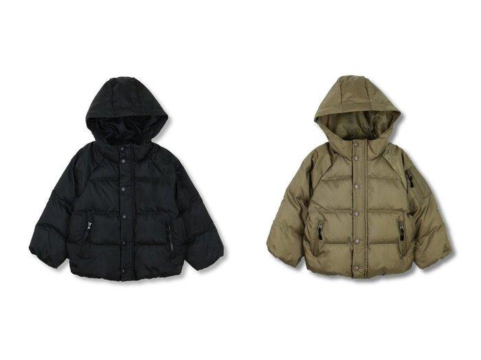 【branshes / KIDS/ブランシェス】のふんわり中綿アウター 【KIDS】子供服のおすすめ!人気、キッズファッションの通販 おすすめファッション通販アイテム レディースファッション・服の通販 founy(ファニー) ファッション Fashion キッズ KIDS アウター Coat Outerwear Kids ジャケット ブルゾン |ID:crp329100000005712