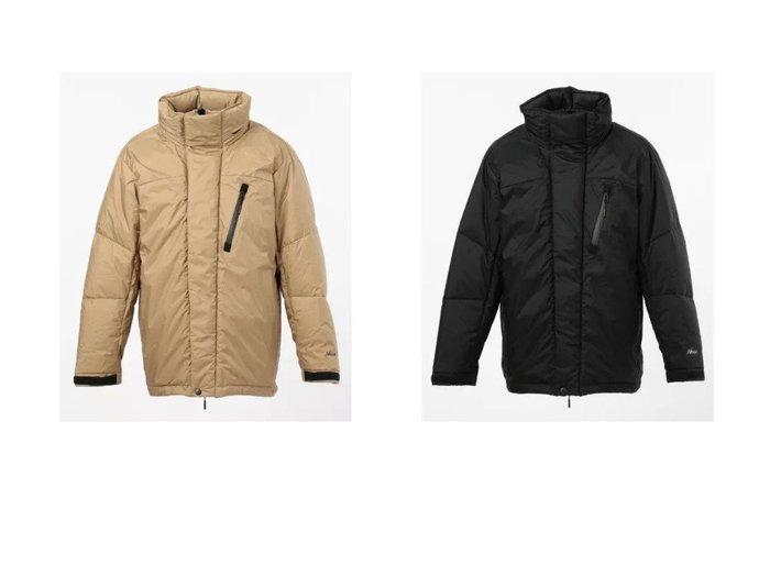 【SHARE PARK / MEN/シェアパーク】の〈NANGA〉別注 MONSTER PARKA 【MEN】別注・限定・コラボなど、おすすめで人気!メンズファッション通販  おすすめファッション通販アイテム レディースファッション・服の通販 founy(ファニー) ファッション Fashion メンズ MEN アウター Coats Outerwear Men ジャケット ダウン メンズ 別注 |ID:crp329100000005767