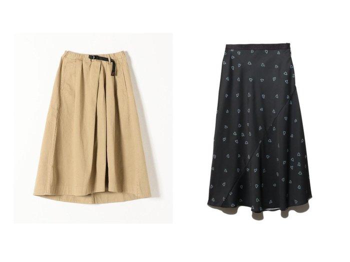 【SHIPS any/シップス エニィ】のGRAMiCCi TALECUTスカート&【FURFUR/ファーファー】のドローイングハートスカート スカートのおすすめ!人気、レディースファッションの通販 おすすめファッション通販アイテム レディースファッション・服の通販 founy(ファニー) ファッション Fashion レディース WOMEN スカート Skirt Aライン/フレアスカート Flared A-Line Skirts アウトドア カットソー カリフォルニア ギャザー スウェット ストーン ツイル 定番 パフォーマンス フェミニン フレア ランニング ロング 冬 Winter アシンメトリー スマート バイアス プリント  ID:crp329100000005795