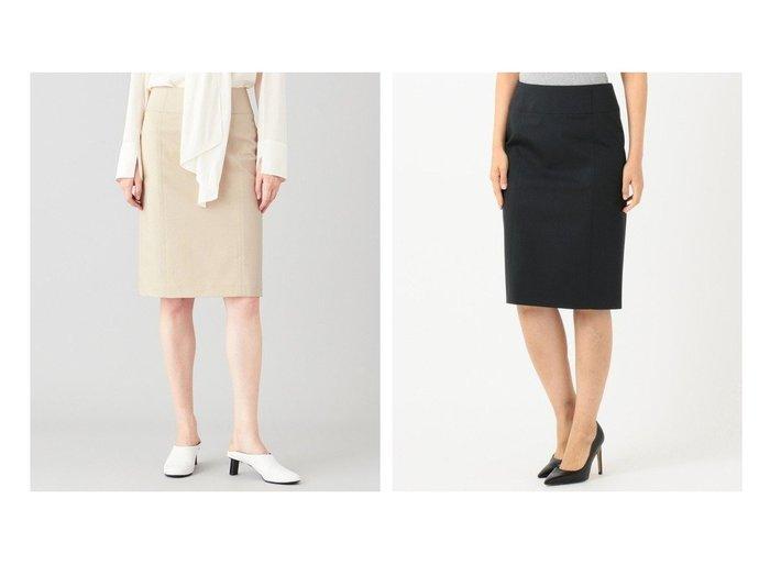 【JOSEPH/ジョゼフ】のグロウストレッチジャージ スカート スカートのおすすめ!人気、レディースファッションの通販 おすすめファッション通販アイテム レディースファッション・服の通販 founy(ファニー) ファッション Fashion レディース WOMEN スカート Skirt ジャージ ストレッチ ペンシル |ID:crp329100000005802
