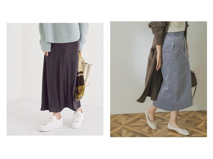 【ROPE/ロペ】のジャージーミニプリーツナロースカート&【URBAN RESEARCH/アーバンリサーチ】のコーデュロイタイトスカート スカートのおすすめ!人気、レディースファッションの通販 おすすめファッション通販アイテム レディースファッション・服の通販 founy(ファニー) ファッション Fashion レディース WOMEN スカート Skirt カットソー スウェット スリット A/W 秋冬 Autumn & Winter コーデュロイ ショート スタンダード ストレッチ ストレート タイトスカート トレンド バランス フレア ロング |ID:crp329100000005806