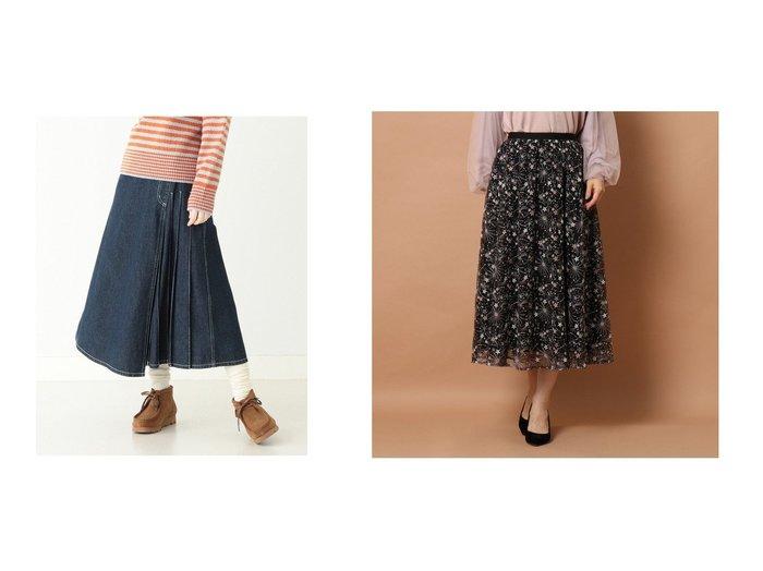 【BEAMS BOY/ビームス ボーイ】のラップ プリーツ スカート&【Rose Tiara/ローズティアラ】のチュールスター刺繍フレアスカート スカートのおすすめ!人気、レディースファッションの通販 おすすめファッション通販アイテム レディースファッション・服の通販 founy(ファニー) ファッション Fashion レディース WOMEN スカート Skirt プリーツスカート Pleated Skirts ロングスカート Long Skirt Aライン/フレアスカート Flared A-Line Skirts コンパクト プリーツ ラップ ロング スポーティ チュール トレンド フェミニン フレア |ID:crp329100000005810