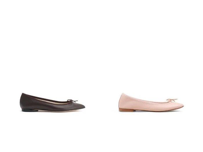 【repetto/レペット】のCendrillon Ballerinas&Brigitte Ballerinas シューズ・靴のおすすめ!人気、レディースファッションの通販 おすすめファッション通販アイテム インテリア・キッズ・メンズ・レディースファッション・服の通販 founy(ファニー) https://founy.com/ ファッション Fashion レディース WOMEN エレガント シューズ バレエ フラット レース |ID:crp329100000005817
