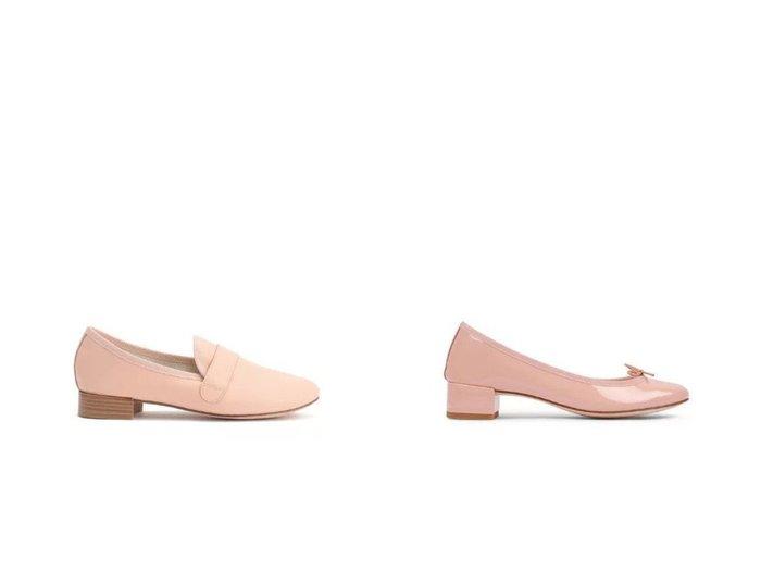【repetto/レペット】のMichael Loafers&Camille Ballerinas シューズ・靴のおすすめ!人気、レディースファッションの通販 おすすめファッション通販アイテム レディースファッション・服の通販 founy(ファニー) ファッション Fashion レディース WOMEN シューズ シンプル フラット エレガント バレエ リボン |ID:crp329100000005818