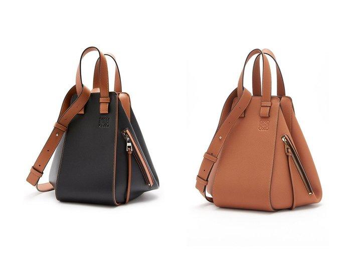 【LOEWE/ロエベ】のハンモックバッグスモール(ペブルグレインカーフ)&ハンモックバッグスモール(クラシックカーフ) バッグ・鞄のおすすめ!人気、レディースファッションの通販 おすすめファッション通販アイテム インテリア・キッズ・メンズ・レディースファッション・服の通販 founy(ファニー) https://founy.com/ ファッション Fashion レディース WOMEN ハンドバッグ ハンド フォルム ポケット 人気 |ID:crp329100000005833