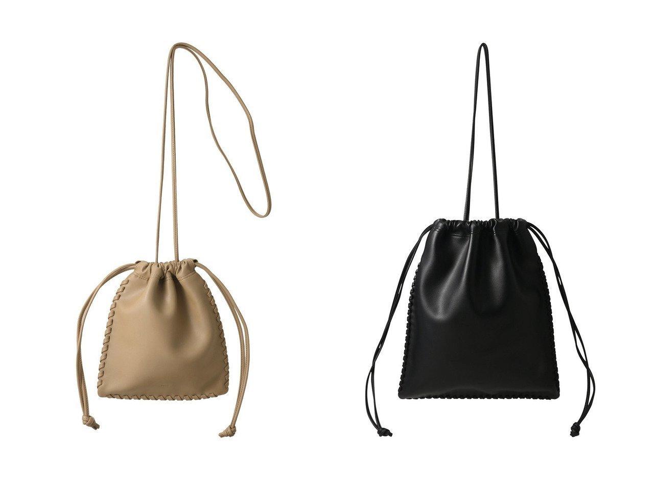 【VASIC/ヴァジック】のWells Mini Mini 2way巾着ショルダーバッグ&Wells 2way巾着トートバッグ バッグ・鞄のおすすめ!人気トレンド・レディースファッションの通販 おすすめで人気のファッション通販商品 インテリア・家具・キッズファッション・メンズファッション・レディースファッション・服の通販 founy(ファニー) https://founy.com/ ファッション Fashion レディース WOMEN バッグ Bag ショルダー ハンド ポシェット ロング 人気 巾着  ID:crp329100000006089