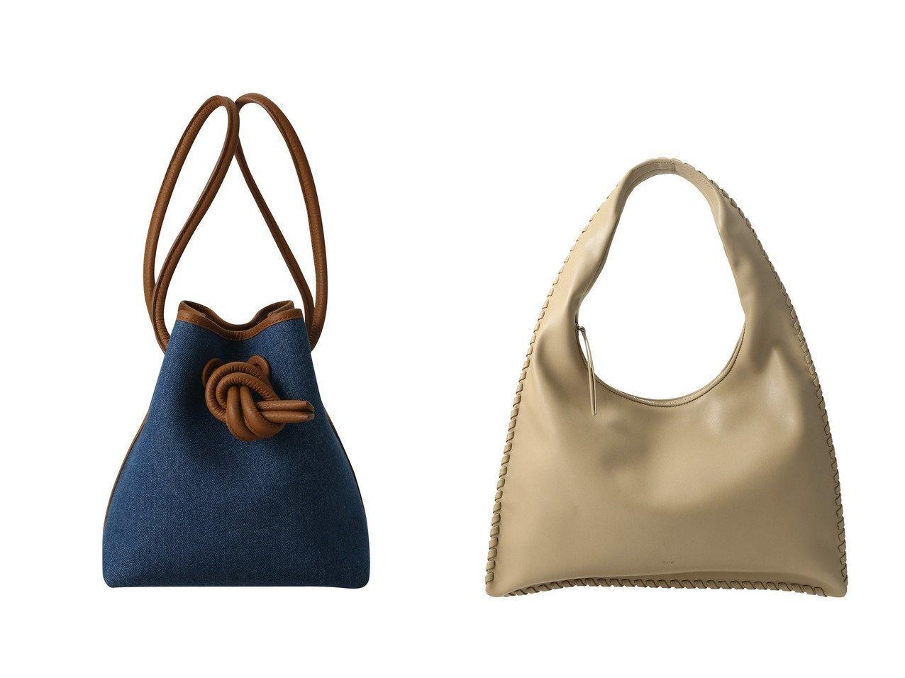 【VASIC/ヴァジック】のBond Mini デニム2wayハンドバッグ&Wells ワンショルダーバッグ バッグ・鞄のおすすめ!人気トレンド・レディースファッションの通販 おすすめで人気のファッション通販商品 インテリア・家具・キッズファッション・メンズファッション・レディースファッション・服の通販 founy(ファニー) https://founy.com/ ファッション Fashion レディース WOMEN バッグ Bag コンパクト コンビ デニム ハンドバッグ ポーチ 人気 定番  ID:crp329100000006093
