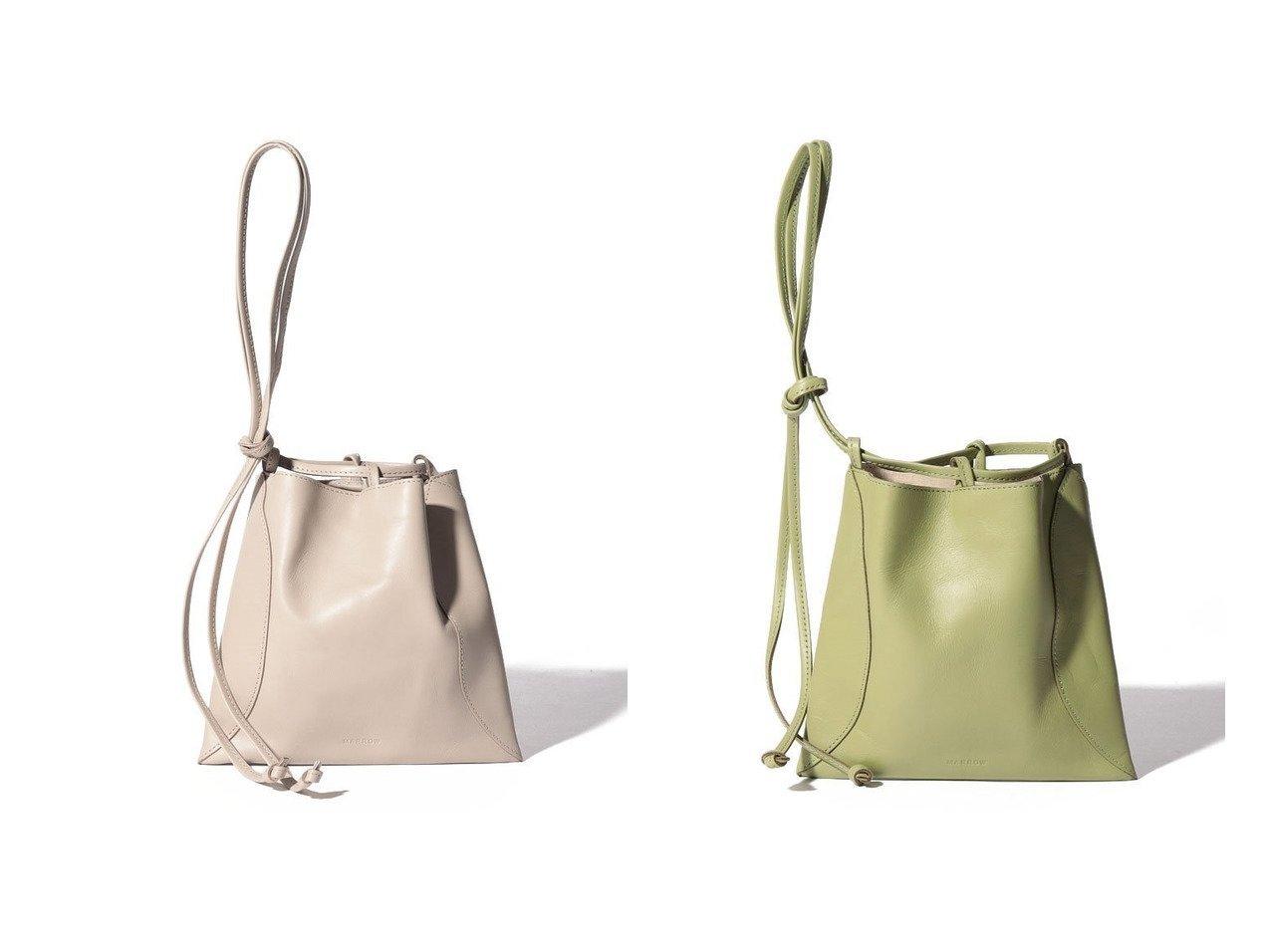 【allureville/アルアバイル】の【MARROW(マロウ)】 PILLOW3 バッグ・鞄のおすすめ!人気トレンド・レディースファッションの通販 おすすめで人気のファッション通販商品 インテリア・家具・キッズファッション・メンズファッション・レディースファッション・服の通販 founy(ファニー) https://founy.com/ ファッション Fashion レディース WOMEN ストリング ハンドバッグ リアル ワンポイント 巾着  ID:crp329100000006094