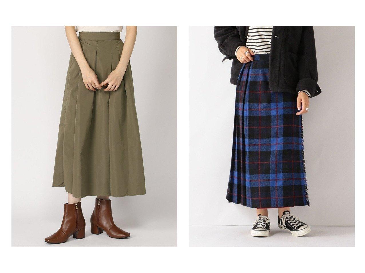 【SHIPS any/シップス エニィ】のO NEIL OF DUBLIN:チェック キルト スカート&【BARNYARDSTORM/バンヤードストーム】のメモリーウェザーフレアSK おすすめ!人気トレンド・レディースファッションの通販 おすすめで人気のファッション通販商品 インテリア・家具・キッズファッション・メンズファッション・レディースファッション・服の通販 founy(ファニー) https://founy.com/ ファッション Fashion レディース WOMEN スカート Skirt Aライン/フレアスカート Flared A-Line Skirts ロングスカート Long Skirt オケージョン コンパクト ショート タフタ トレンド フレア フロント ロング 今季 キルト スウェット スニーカー チェック プリーツ 定番 |ID:crp329100000006482