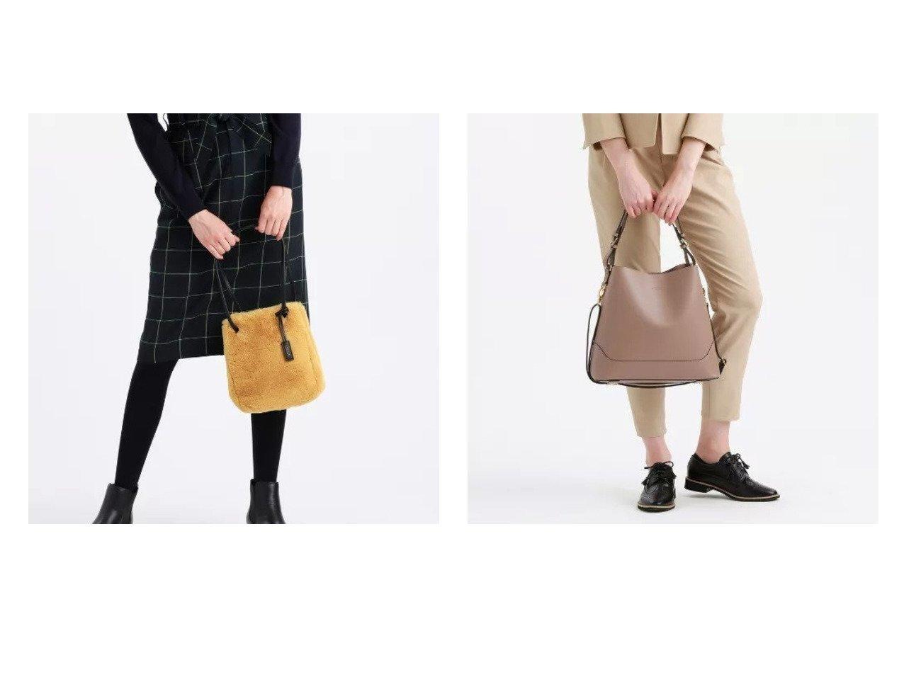 【MACKINTOSH PHILOSOPHY/マッキントッシュ フィロソフィー】の3WAYビジネスショルダー&2WAYエコファーショルダー おすすめ!人気トレンド・レディースファッションの通販  おすすめで人気のファッション通販商品 インテリア・家具・キッズファッション・メンズファッション・レディースファッション・服の通販 founy(ファニー) https://founy.com/ ファッション Fashion レディース WOMEN イエロー ショルダー 冬 Winter ポーチ |ID:crp329100000006665