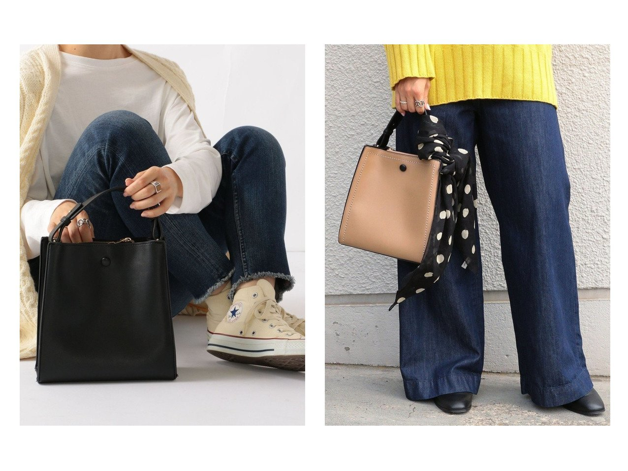 【SHIPS any/シップス エニィ】のSHIPS any: 2WAY スクエアショルダーバッグ2 おすすめ!人気トレンド・レディースファッションの通販  おすすめで人気のファッション通販商品 インテリア・家具・キッズファッション・メンズファッション・レディースファッション・服の通販 founy(ファニー) https://founy.com/ ファッション Fashion レディース WOMEN ショルダー スクエア トレンド マグネット 人気  ID:crp329100000006753