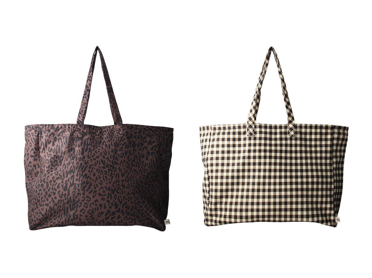 【heliopole/エリオポール】の【BAUM UND PFERDGARTEN】ビッグトートバッグ バッグ・鞄のおすすめ!人気トレンド・レディースファッションの通販 おすすめで人気のファッション通販商品 インテリア・家具・キッズファッション・メンズファッション・レディースファッション・服の通販 founy(ファニー) https://founy.com/ ファッション Fashion レディース WOMEN バッグ Bag |ID:crp329100000007008