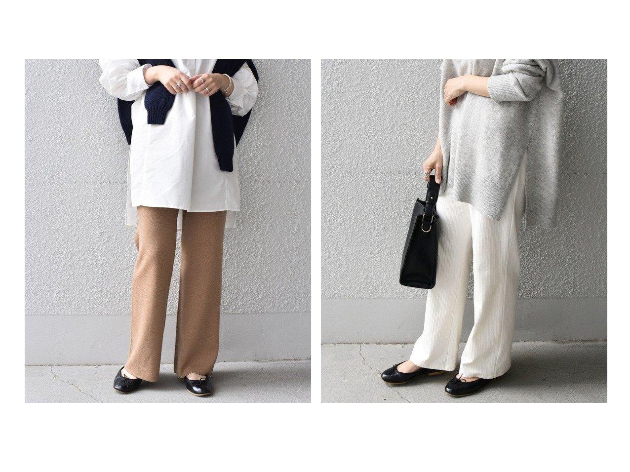 【SHIPS any/シップス エニィ】のSHIPS any コーデュロイ ジャージ パンツ&SHIPS any ミラノリブ パンツ パンツのおすすめ!人気トレンド・レディースファッションの通販 おすすめで人気のファッション通販商品 インテリア・家具・キッズファッション・メンズファッション・レディースファッション・服の通販 founy(ファニー) https://founy.com/ ファッション Fashion レディース WOMEN パンツ Pants 秋 コーデュロイ ジャージ ストレッチ ストレート 人気 ビッグ ポケット ワイド 冬 Winter フラット ミラノリブ |ID:crp329100000007241
