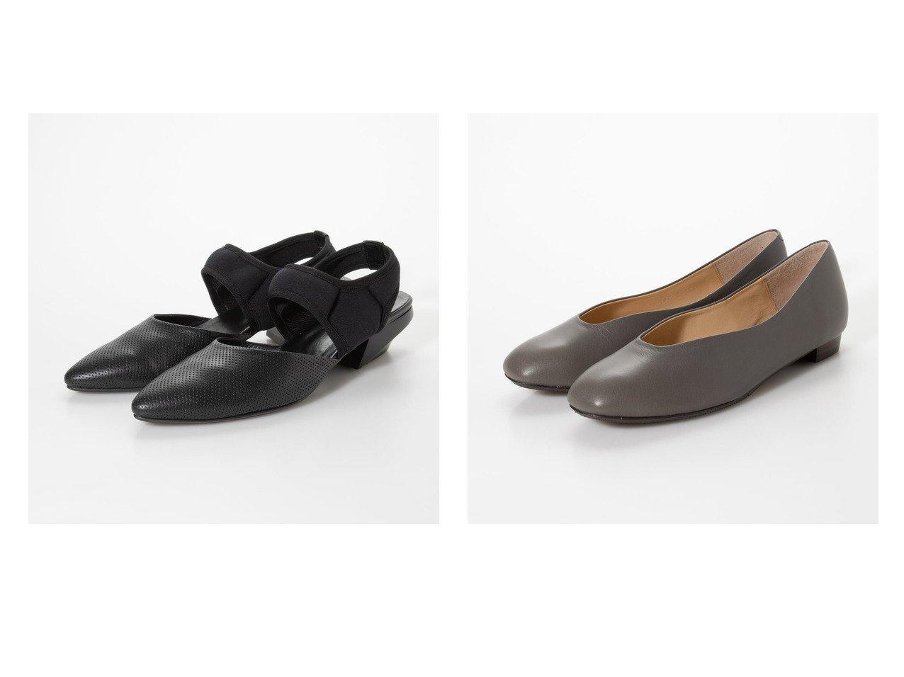 【RABOKIGOSHI works/ラボキゴシ ワークス】のバックストラップパンプス 12292&【Saya/サヤ】のプレーンパンプス 50739 シューズ・靴のおすすめ!人気トレンド・レディースファッションの通販 おすすめで人気のファッション通販商品 インテリア・家具・キッズファッション・メンズファッション・レディースファッション・服の通販 founy(ファニー) https://founy.com/ ファッション Fashion レディース WOMEN バッグ Bag ジャージー スポーツ |ID:crp329100000007275