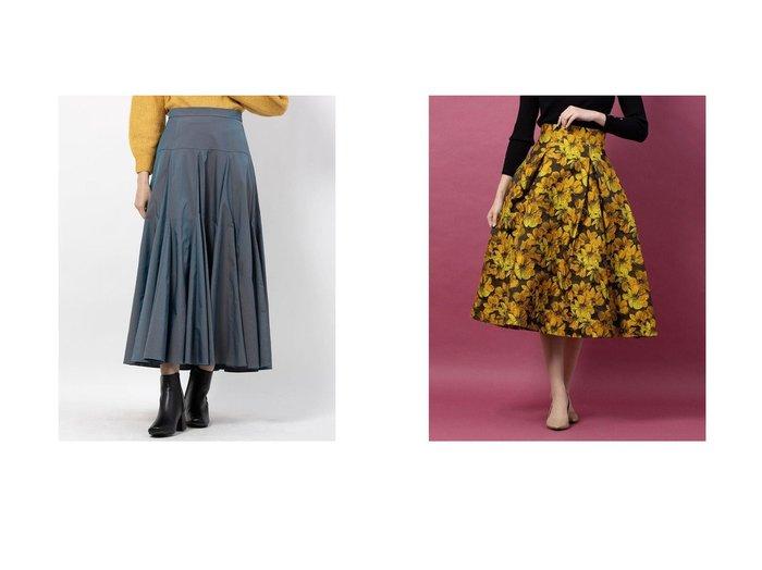 【Mystrada/マイストラーダ】のマチフレア切り替えフレアスカート&ハイウエストジャガードタックスカート スカートのおすすめ!人気トレンド・レディースファッションの通販 おすすめファッション通販アイテム レディースファッション・服の通販 founy(ファニー) ファッション Fashion レディースファッション WOMEN スカート Skirt Aライン/フレアスカート Flared A-Line Skirts バランス フレア パーティ モチーフ |ID:crp329100000007525