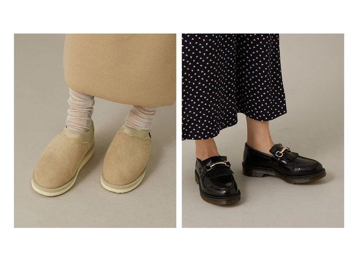 【Adam et Rope/アダム エ ロペ】の【SUICOKE】ムートンスリッポン&【Dr.Martens】ADRIAN スナッフル ローファー シューズ・靴のおすすめ!人気トレンド・レディースファッションの通販 おすすめファッション通販アイテム レディースファッション・服の通販 founy(ファニー) ファッション Fashion レディースファッション WOMEN ワンピース Dress ドレス Party Dresses シューズ ムートン シンプル 人気 モダン モチーフ ワーク |ID:crp329100000007542