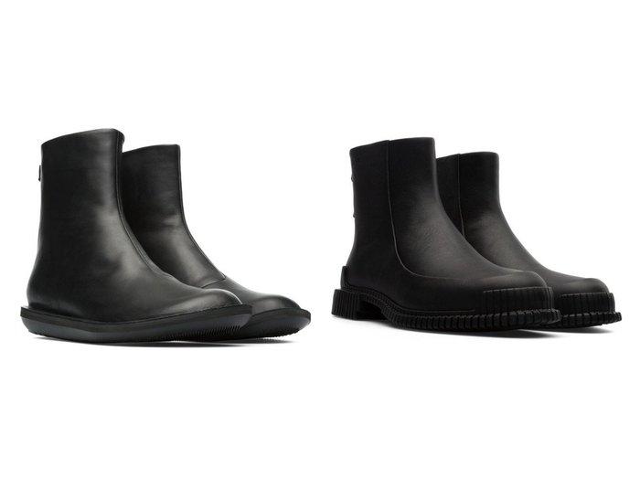 【CAMPER/カンペール】の[カンペール] ハイカットシューズ&[カンペール] ハイカットシューズ シューズ・靴のおすすめ!人気トレンド・レディースファッションの通販 おすすめファッション通販アイテム レディースファッション・服の通販 founy(ファニー) ファッション Fashion レディースファッション WOMEN クッション シューズ シンプル スマート ロング 軽量 |ID:crp329100000007543