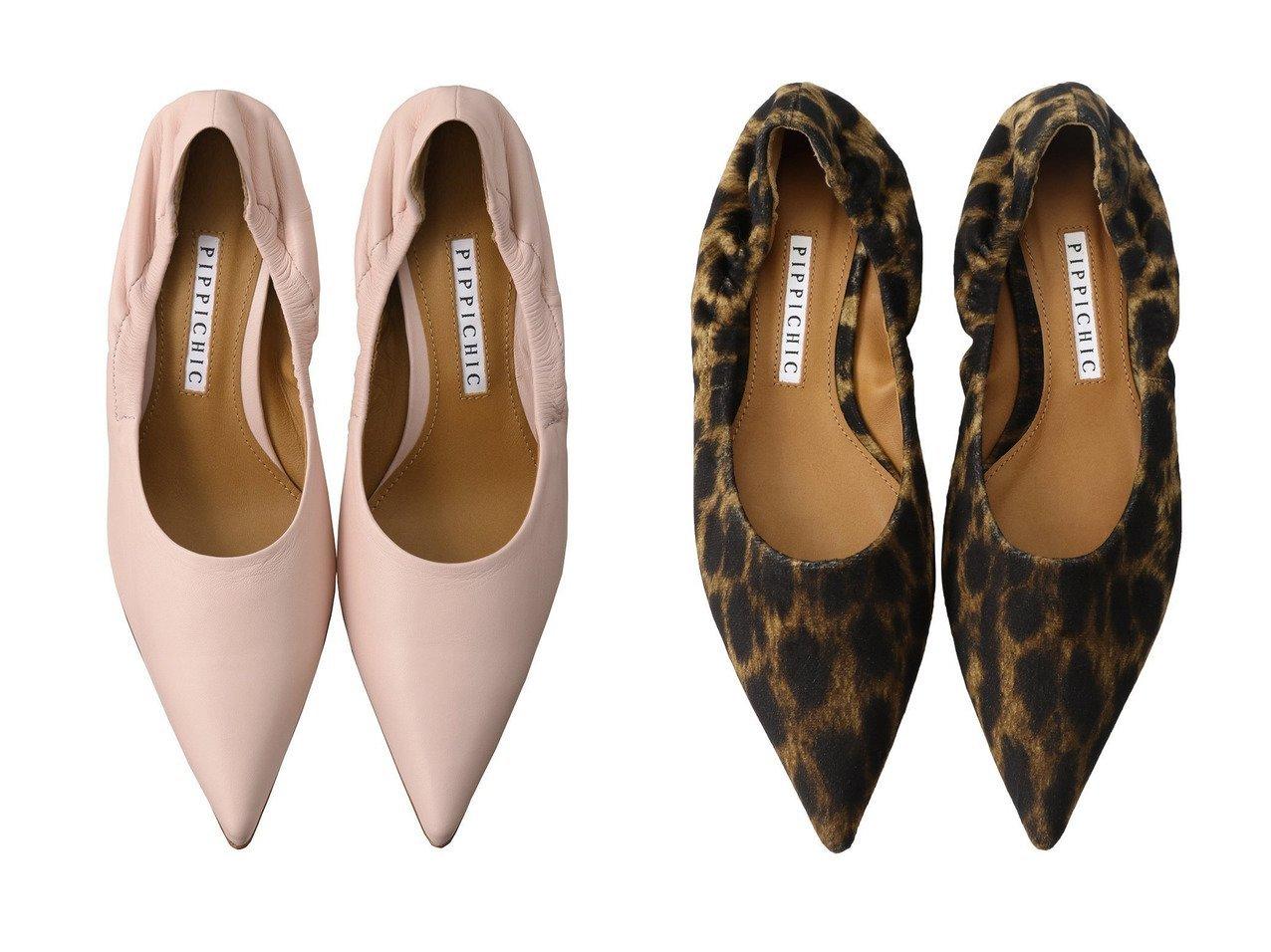 【Pippichic/ピッピシック】のREMY フラットシューズ&REMY レオパードフラットシューズ シューズ・靴のおすすめ!人気トレンド・レディースファッションの通販 おすすめで人気のファッション通販商品 インテリア・家具・キッズファッション・メンズファッション・レディースファッション・服の通販 founy(ファニー) https://founy.com/ ファッション Fashion レディースファッション WOMEN シューズ フラット エレガント レオパード |ID:crp329100000007765