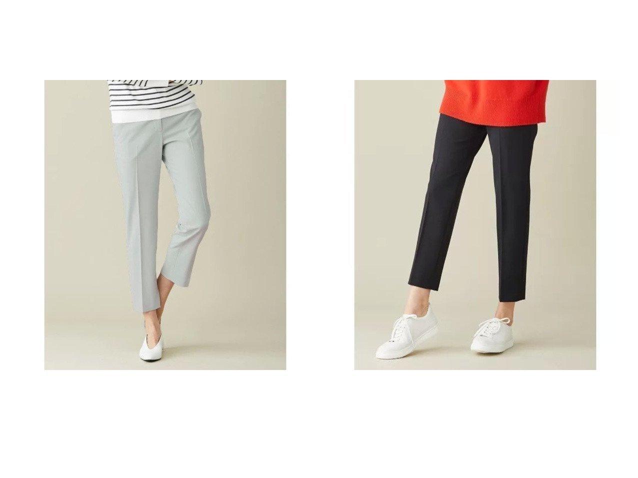 【iCB/アイシービー】の【マガジン掲載】StablePeach スティックパンツ(番号CN26) パンツのおすすめ!人気トレンド・レディースファッションの通販 おすすめで人気のファッション通販商品 インテリア・家具・キッズファッション・メンズファッション・レディースファッション・服の通販 founy(ファニー) https://founy.com/ ファッション Fashion レディースファッション WOMEN パンツ Pants 春 ギャザー 雑誌 定番 人気 バランス ベーシック  ID:crp329100000007989