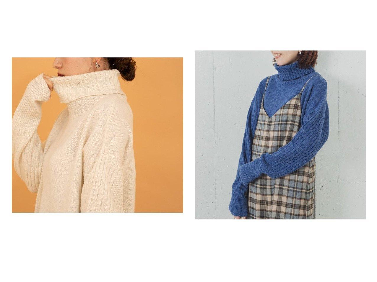 【Sonny Label / URBAN RESEARCH/サニーレーベル】のNATWOOL タートルネックプルオーバー トップス・カットソーのおすすめ!人気トレンド・レディースファッションの通販 おすすめで人気のファッション通販商品 インテリア・家具・キッズファッション・メンズファッション・レディースファッション・服の通販 founy(ファニー) https://founy.com/ ファッション Fashion レディースファッション WOMEN トップス Tops Tshirt ニット Knit Tops プルオーバー Pullover タートルネック Turtleneck シンプル スタンダード タートルネック バランス ボトム マキシ ワイド |ID:crp329100000008110
