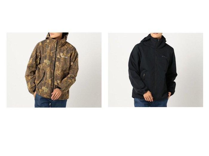 【Columbia / MEN/コロンビア】のレイクパウエルジャケット 【MEN】男性のおすすめ!人気トレンド・メンズファッションの通販 おすすめファッション通販アイテム レディースファッション・服の通販 founy(ファニー) ファッション Fashion メンズファッション MEN ジャケット ブルゾン |ID:crp329100000008438