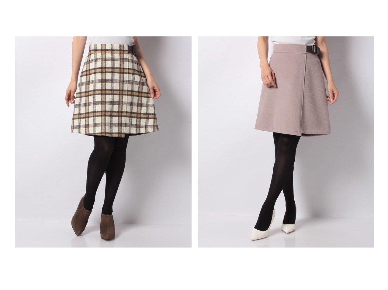 【31 Sons de mode/トランテアン ソン ドゥ モード】のサイド合皮ベルト付きミニスカート スカートのおすすめ!人気トレンド・レディースファッションの通販 おすすめで人気の流行・トレンド、ファッションの通販商品 メンズファッション・キッズファッション・インテリア・家具・レディースファッション・服の通販 founy(ファニー) https://founy.com/ ファッション Fashion レディースファッション WOMEN スカート Skirt ミニスカート Mini Skirts Aライン/フレアスカート Flared A-Line Skirts ベルト Belts クール フェイクレザー ミニスカート ラップ ロング  ID:crp329100000008530