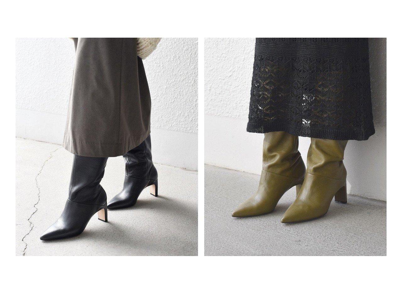 【SHIPS/シップス フォー ウィメン】のPYRAMIDIS ロングヒールブーツ シューズ・靴のおすすめ!人気トレンド・レディースファッションの通販 おすすめで人気の流行・トレンド、ファッションの通販商品 メンズファッション・キッズファッション・インテリア・家具・レディースファッション・服の通販 founy(ファニー) https://founy.com/ ファッション Fashion レディースファッション WOMEN シューズ スタンダード バランス ロング |ID:crp329100000008545