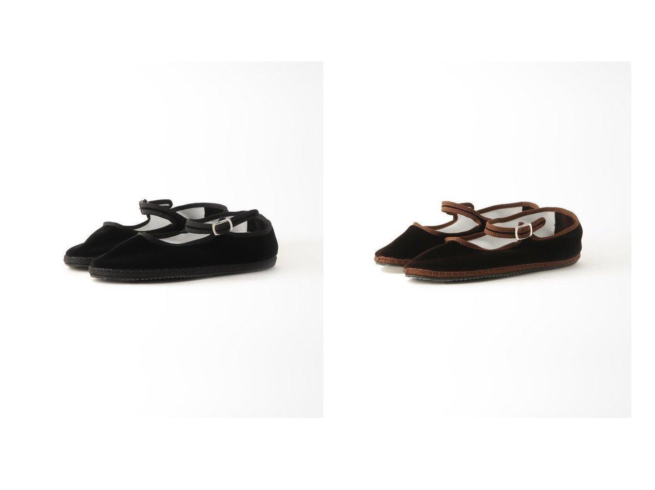 【IENA/イエナ】の【ドロゲリア・クリベリーニ】MERY JANE velvet シューズ シューズ・靴のおすすめ!人気トレンド・レディースファッションの通販 おすすめで人気の流行・トレンド、ファッションの通販商品 メンズファッション・キッズファッション・インテリア・家具・レディースファッション・服の通販 founy(ファニー) https://founy.com/ ファッション Fashion レディースファッション WOMEN A/W 秋冬 Autumn &  Winter イタリア エレガント シューズ |ID:crp329100000008549