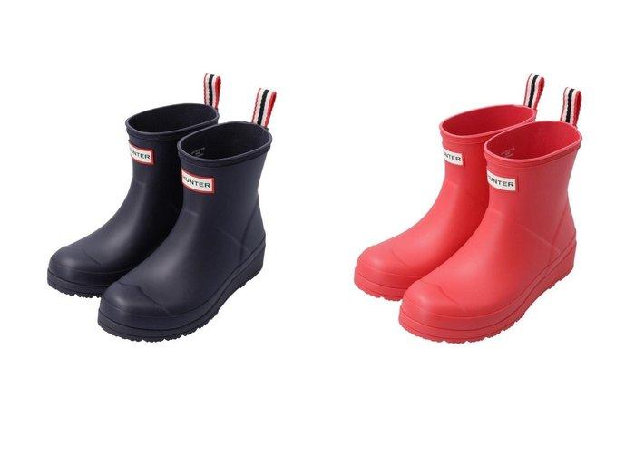 【HUNTER/ハンター】のORIGINAL PLAY BOOT SHORT シューズ・靴のおすすめ!人気トレンド・レディースファッションの通販 おすすめファッション通販アイテム レディースファッション・服の通販 founy(ファニー) ファッション Fashion レディースファッション WOMEN カラフル クラシック シューズ シンプル 軽量 |ID:crp329100000008551