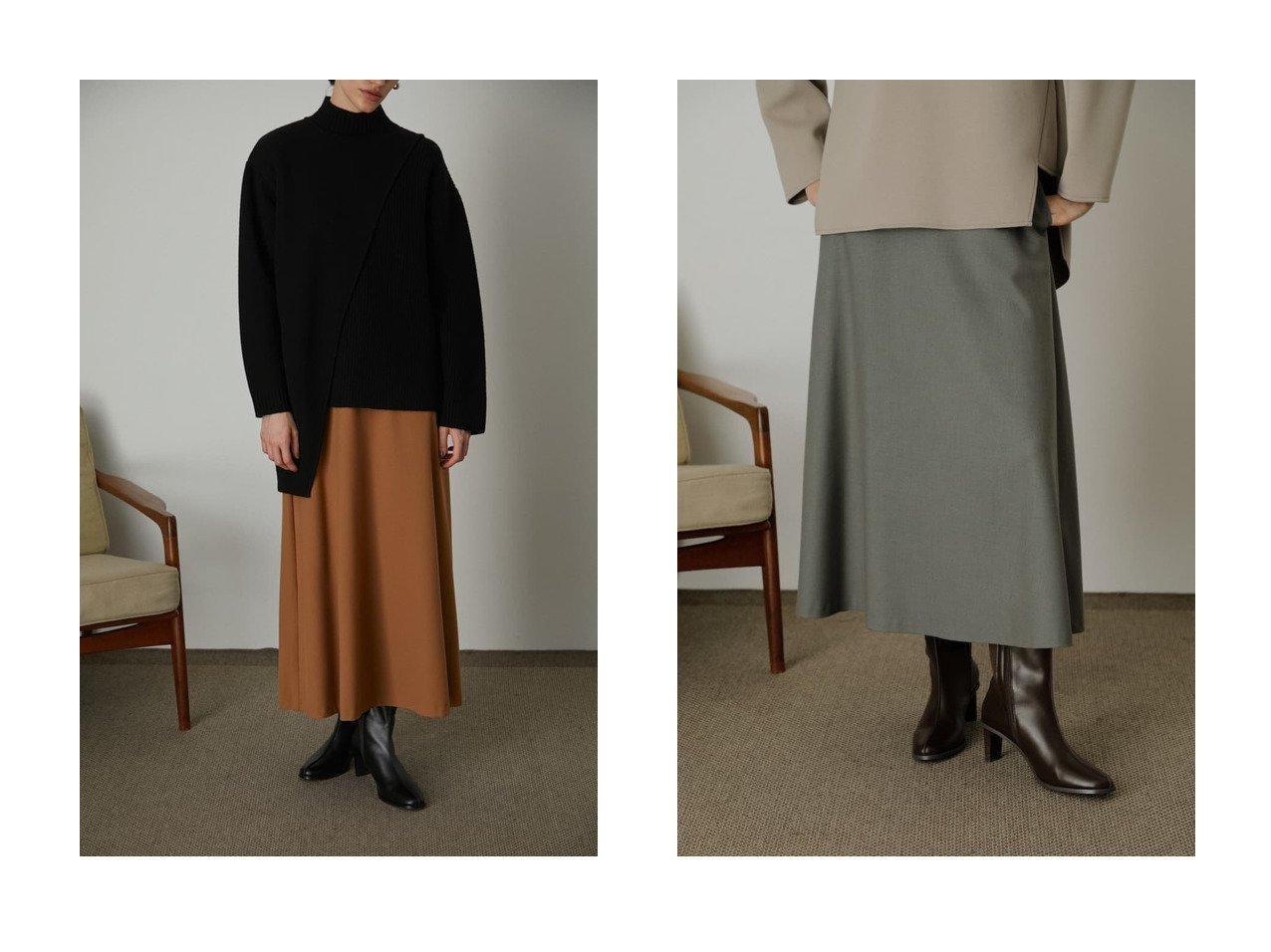 【RIM.ARK/リムアーク】のスカート スカートのおすすめ!人気トレンド・レディースファッションの通販 おすすめで人気の流行・トレンド、ファッションの通販商品 メンズファッション・キッズファッション・インテリア・家具・レディースファッション・服の通販 founy(ファニー) https://founy.com/ ファッション Fashion レディースファッション WOMEN スカート Skirt ロングスカート Long Skirt フェミニン フレア ベーシック ロング |ID:crp329100000008771