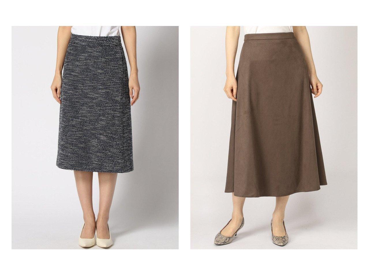 【GLOBAL WORK/グローバルワーク】のアラエルカットツイードSK&エコスエードセミフレアスカート スカートのおすすめ!人気トレンド・レディースファッションの通販 おすすめで人気の流行・トレンド、ファッションの通販商品 メンズファッション・キッズファッション・インテリア・家具・レディースファッション・服の通販 founy(ファニー) https://founy.com/ ファッション Fashion レディースファッション WOMEN スカート Skirt Aライン/フレアスカート Flared A-Line Skirts ジャケット ストレッチ セットアップ ツイード ミックス スエード フレア |ID:crp329100000008982