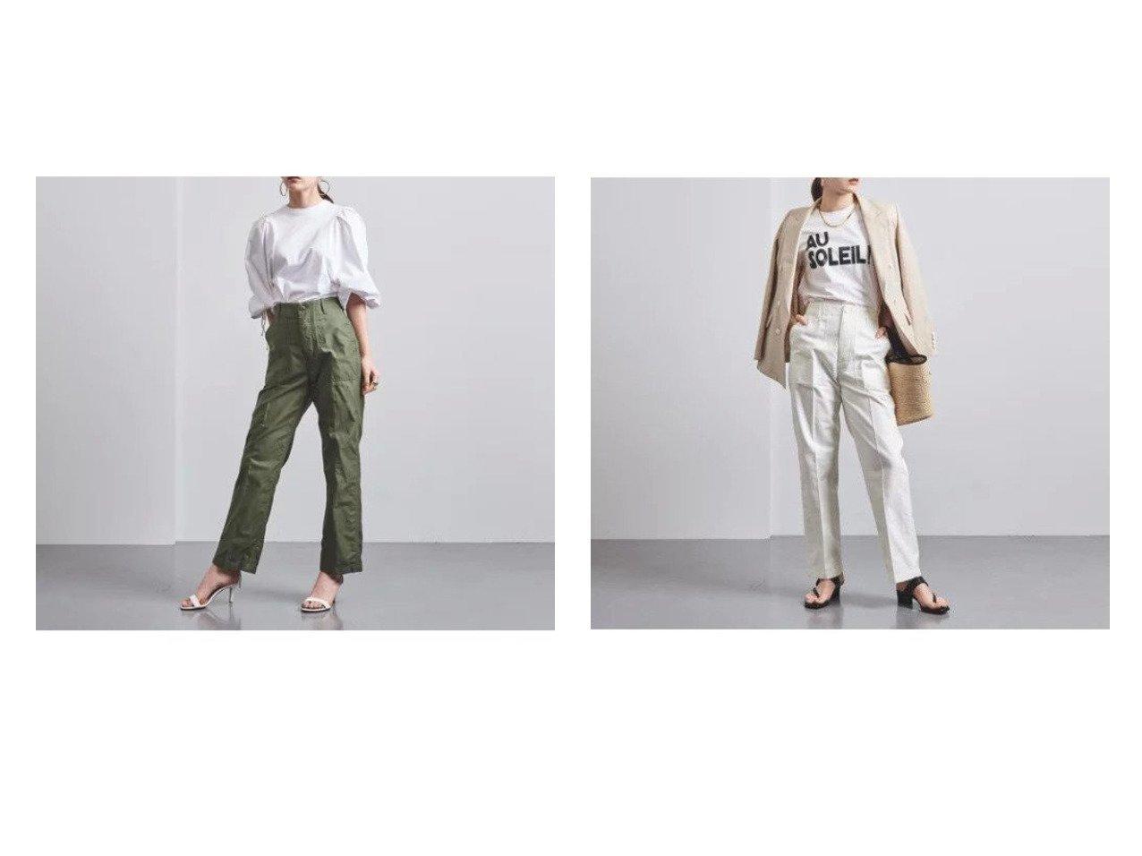 【UNITED ARROWS/ユナイテッドアローズ】のUWSC ベイカー パンツ 21SS† パンツのおすすめ!人気トレンド・レディースファッションの通販 おすすめで人気の流行・トレンド、ファッションの通販商品 メンズファッション・キッズファッション・インテリア・家具・レディースファッション・服の通販 founy(ファニー) https://founy.com/ ファッション Fashion レディースファッション WOMEN パンツ Pants 春 抗菌 テーパード 定番 パッチ ポケット 別注 |ID:crp329100000009042